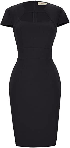 Bestseller schwarzes Kleid auf Amazon