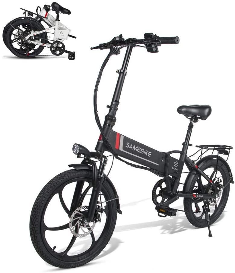 Samebike Klapp-E-Bike / Faltrad-Pedelec aus EU-Lager zum Hammer-Preis, Angebot nur zeitlich begrenzt verfügbar!