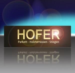 HOFER Meister-Parkett-Shop Logo