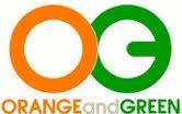 OrangeandGreen Logo