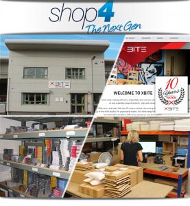 Shop4de.com Logo