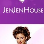 JenJenHouse.com Logo