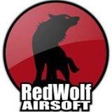 RedwolfAirsoft Logo